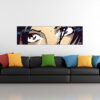 Black Sofa - The Eye - Dark Blue